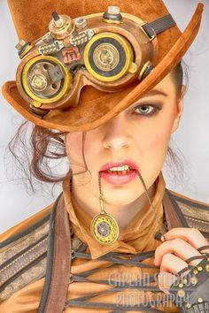 #SteamPUNK Girl ☮k☮