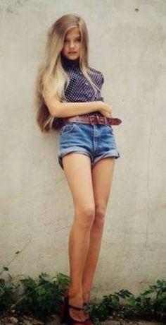 beautiful finnish teen models