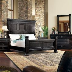 Bernhardt | Carmel Highlands Bedroom Setting