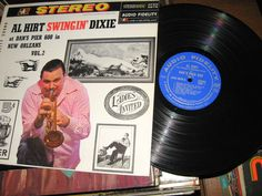 Al Hirt - Swingin  Dixie! Vol. 2 USA 1959 LP Vinyl