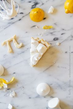 It's Pi Day, and vegan meringue broke the internet. Therefore, I bring you pie and meringue.  I heard about the infamous chickpea-based meringue over the past few weeks on Facebook and blogs (like révolution végétale) and filed away the idea for future experiments. Pi Day seemed like the ...