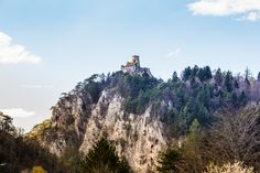 Klamm, Austria #austria #travel #castle #fort #mountain #historic #monument #landmark #explore #outdoors #spring
