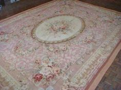Perfect rug for a white room