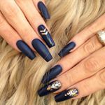 "4,810 Likes, 113 Comments - Ana karpova (@malishka702_nails) on Instagram: ""Nails by Lexi!"""