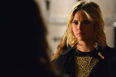 What's got Hanna so bummed? Tune in to all-new episodes of Pretty Little Liars Tuesdays at 8/7c on ABC Family!