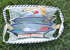 3 Ways To Use A Sew Together Bag (and my tips for this pattern!)
