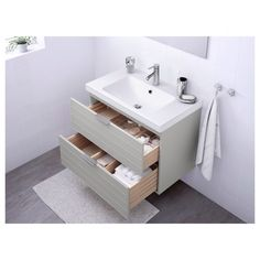 Ikea Godmorgon Bathroom Vanity - Everyone would like to have a bathroom that's both practical and stylish at exactly the same moment. One way which you can have either is by incorporating bathroom vanities in it. There are a good deal of designs which you can choose from when planning to...