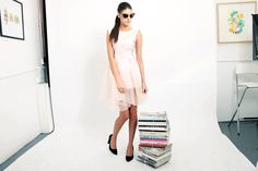 Kirsty Doyle SS13 Katerina Dress http://www.kirsty-doyle.com/products/ready-to-wear/katerina-dress