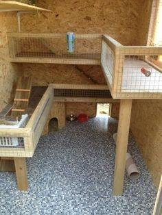 This is so cool! I'll be making something like this for my hamster Bunny Sheds, Rabbit Shed, Rabbit Run, House Rabbit, Rabbit Toys, Pet Rabbit, Bunny Cages, Rabbit Cages, Guinea Pig House