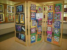 WHAT'S HAPPENING IN THE ART ROOM??: ART ALIVE 2012 - exhibit idea