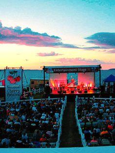 More cool community: Traverse City, Michigan #cherryfestival https://www.facebook.com/cherryfestival