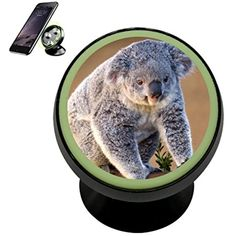 Cute Koala Bear Magnetic Phone Car Mount Holder Universal Mobile Cradle Stand Car Dashboard Support Noctilucent 360 ¡ã Rotating Gadget Cell Phone Kit -- For more information, visit image link. (This is an affiliate link) Cute Koala Bear, Car Mount Holder, Car Accessories, Gadget, Magnets, Image Link, Kit, Phone, Animals