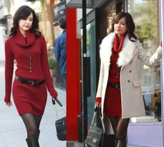 winter casual dress | Dresses 2012 Collection | E Fashion Help