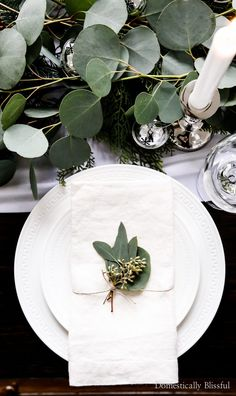 This Silver Bell Tablescape is perfect for the holiday season, with 24 silver bells, tall silver candlesticks, & mercury candle holders tucked into silver dollar eucalyptus that lay upon a white table runner you are sure to have a beautiful holiday party! Christmas Decorations Australian, French Christmas Decor, Australian Christmas, Silver Christmas Decorations, Holiday Centerpieces, Magical Christmas, Christmas In July, Christmas Crafts, Christmas Lunch