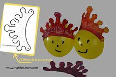 gabarit couronne