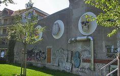 Die Städtische Galerie im #Buntentor an der Kleinen #Weser in #Bremen. http://www.liegeplatz-bremen.de/heimat/neustadt-und-buntentor/