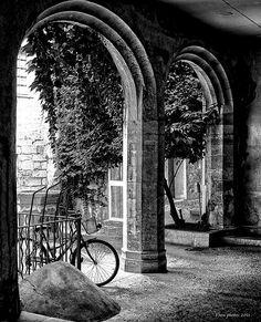 La bicyclette by Ybou photos, via Flickr