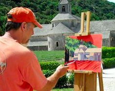 Cultural, cooking and painting tours for women and small groups to France, Belgium, Spain, Switzerland and California