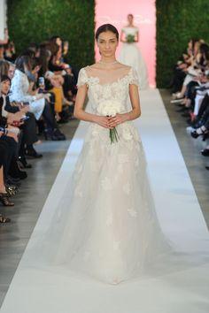 Oscar de la Renta Spring 2015 Wedding Dresses
