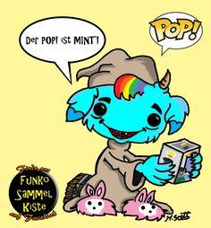 Funky, der Funko Sammelkobold bekommt einen neuen Pop!