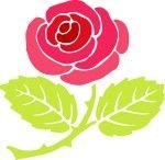 Rose SVG **