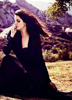 Lana Del Rey for Madame Figaro, 27th June 2014.
