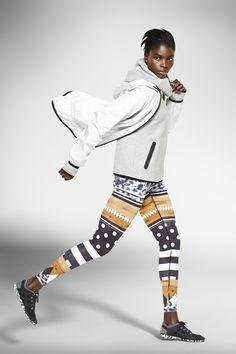 Nike Safari Moves Tight of the Moment. #tights #leggings #nike