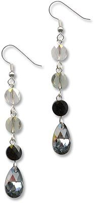 Rings & Things | Design Gallery | Fading Light Earrings