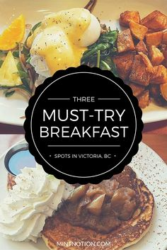 Recently named the brunch capital of Canada by the Food Network, Victoria is home to some of the best breakfast and lunch spots in the country. While there is no shortage of amazing restaurants in the city, there are a few that stand out from the crowd. Click through to find out the best 3 breakfast and brunch spots in Victoria, BC!