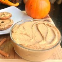 Pumpkin Cream Cheese Spread - Wow your guests with this easy recipe that tastes like pumkin pie in a spread.