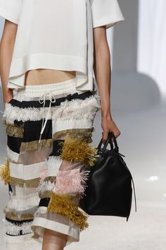 maggieontherocks:  fanfanlook:   Spring-2014-ready-to-wear/new-york/3-1-phillip-lim   PHI