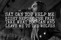 Seether -Words As Weapons (for finding-beautyinnegative-spaces)