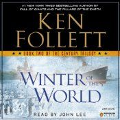 Ken Follett follows up his number one New York Times best seller Fall of Giants with a brilliant, pause-resisting epic about the heroism and honor of World War II, and the dawn of the atomic age. Winter of the World picks up right where the first book left off, as its five interrelated families - American, German, Russian, English, Welsh - enter a time of enormous social, political, and economic turmoil, beginning with the rise of the Third Reich, through the Spanish Civil War and World War…