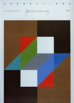 Connections, John Massey, Inc, 1983 http://decdesignecasa.blogspot.it