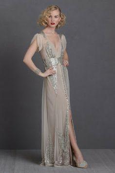 喬丹的日記:復古靈感婚紗禮服