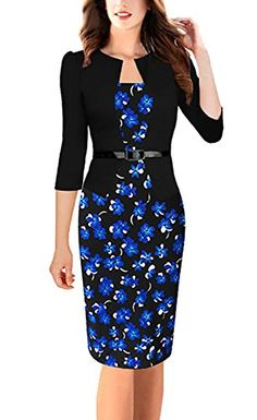 REPHYLLIS Women's Colorblock Wear to Work Business Party ...  https://www.amazon.com/gp/product/B01HXE5U14/ref=as_li_qf_sp_asin_il_tl?ie=UTF8&tag=rockaclothsto-20&camp=1789&creative=9325&linkCode=as2&creativeASIN=B01HXE5U14&linkId=940cddea8acac8aa4a1b0df5b1f5ac35