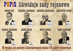 PSL uderza w... PO-PiS ws. likwidacji sądów rejonowych.