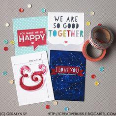 *NEW* Love Filler Cards (Digital)
