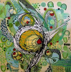 Ricki Oltean Lepp   Abstract Lines inspiration