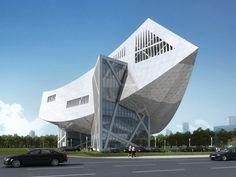Daniel Libeskind: Zhang Zhidong industrial museum underway | DesignDaily