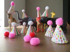 feesten als de beesten, uitnodiging kinderfeestje, feestje, diy