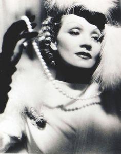 Marlene Dietrich from 'Desire' | 1936