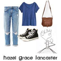 Hazel Grace Lancaster TFIOS