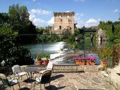 Il Borghetto Vacanze nei Mulini nel Valeggio sul Mincio, Veneto