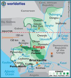 Congo - a part of the world I know too well
