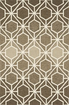 The Venice Beach Collection brightens up your home - inside or out - with a series of appealing, modern, hooked designs from China. Made of 100-percent polypropylene, the rugs are UV and mildew-resist
