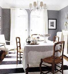 Benjamin Moore - Sweatshirt gray - my new Living Room color!