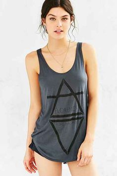 Florence & The Machine Muscle Tee - Urban Outfitters
