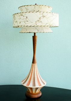 Lamp. Vintage. Awesome.