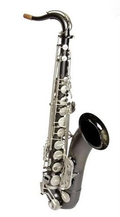 Sax Dakota USA SDT-1200 Gray Onyx Plated Professional Tenor Saxophone Save 10% off with Coupon Code D10 Only at Hornsales.com